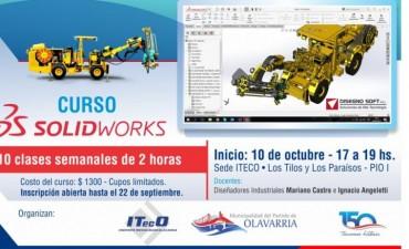 SolidWorks: herramientas básicas de diseño industrial 3D