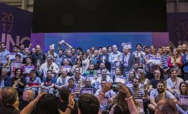 INNOVAR 2017: premio para la UNICEN