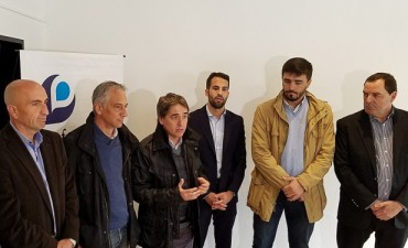 Con un mensaje de trabajo en conjunto, inauguraron la delegación Olavarría de la Defensoría del Pueblo de la Provincia