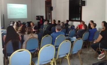 Centro de Monitoreo: avanza la implementación de un protocolo de trabajo en la Provincia