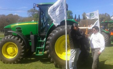 Se ponen en marcha las actividades de la Expo Olavarría