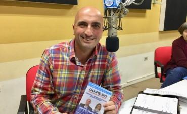 """Eduardo Rodriguez:  'encabezar la mejor oposición para Olavarría"""""""