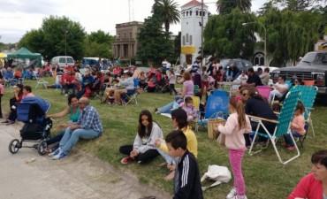 Se realiza este lunes la Fiesta del Choripán Serrano