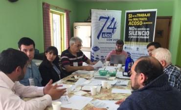 Locutores y Comunicadores reorganizan su delegación y su representación regional