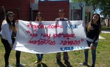 El Consejo Juvenil local participó de un Encuentro Regional de Jóvenes