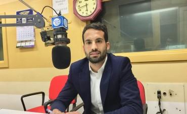 El delegado de la defensoría del pueblo, en Radio Olavarría