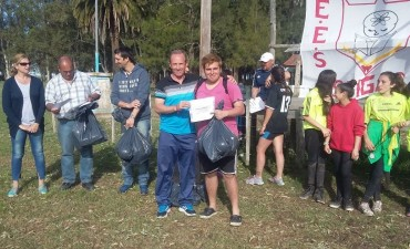 XII Encuentro de Escuelas Secundarias Rurales en Espigas