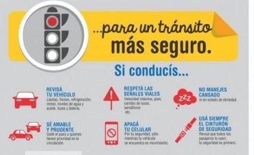 Concientizando Olavarría: hacia un tránsito más seguro