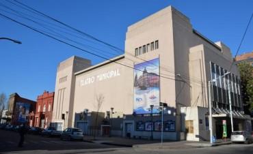 Cinco espectáculos diferentes en el Teatro Municipal