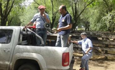 Ayer ágil remate en la Sociedad Rural de Olavarría