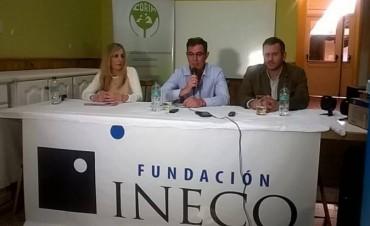 CORIM e INECO firman convenio de  capacitación para docentes