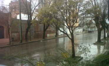 Datos de lluvia
