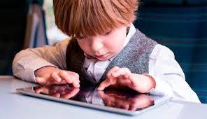 'Las tecnologías, las pantallas y los niños'