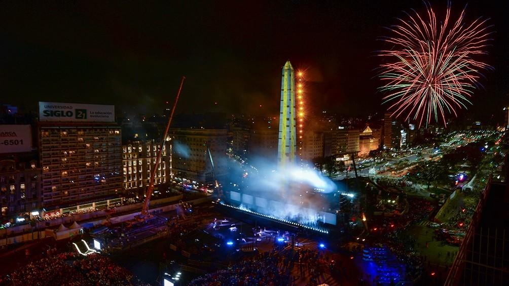 Una ceremonia vanguardista inauguró los Juegos Olímpicos de la Juventud en Buenos Aires