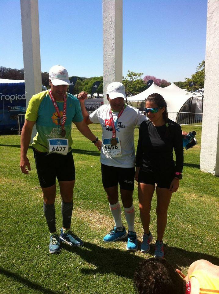 Hi Race: los ganadores en Sierras Bayas