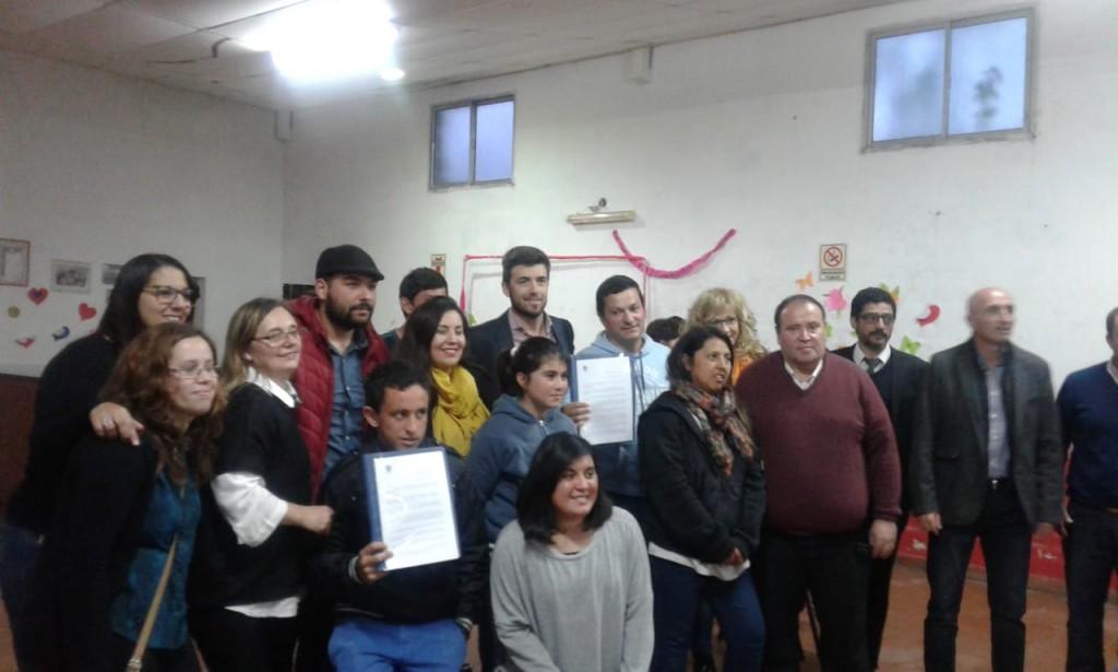 HCD: Escuela Secundaria 17 reconocida