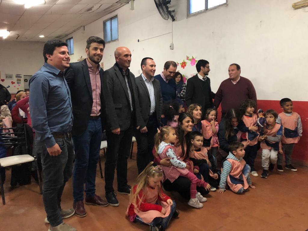 Sesionó el Concejo en Sierra Chica