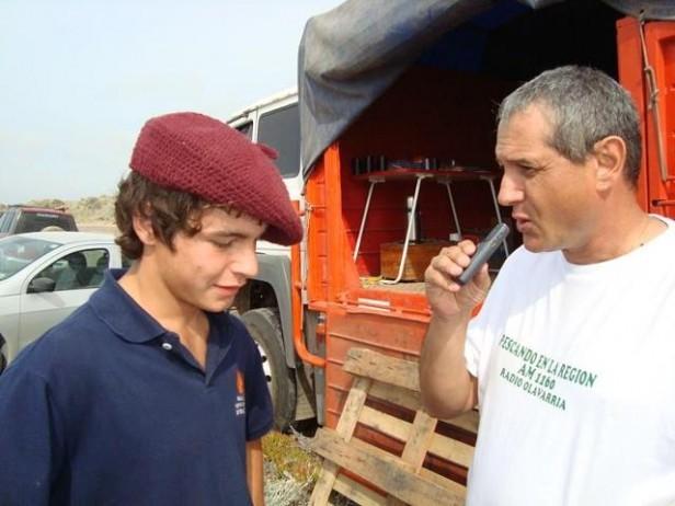 Pescando en la Región cumple 12 años en el aire de Radio Olavarría