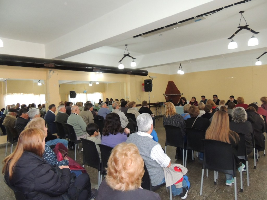 Asamblea Extraordinaria en el Sindicato de Municipales