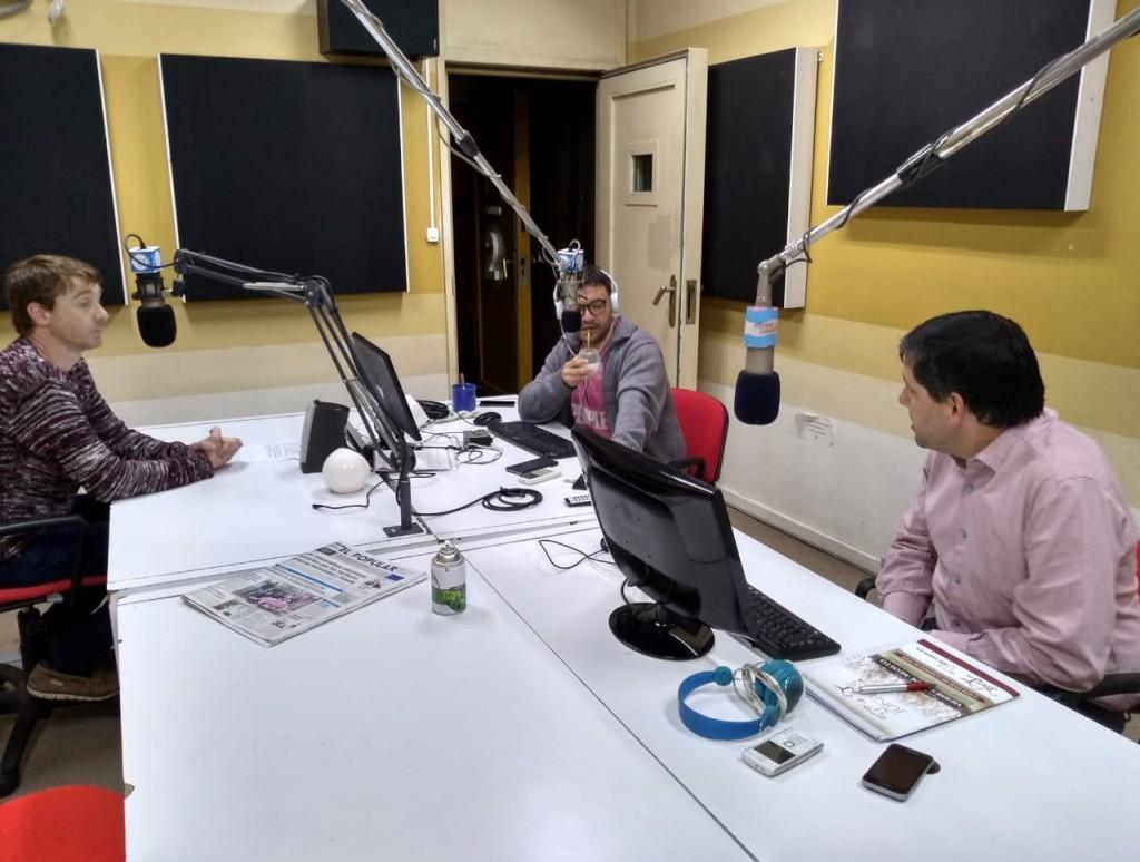 UCR: 'Discutir las políticas públicas de Olavarría'