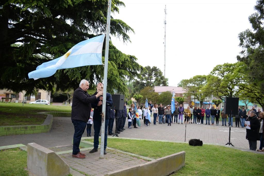 Sierras Bayas comenzó la celebración de sus 139 años