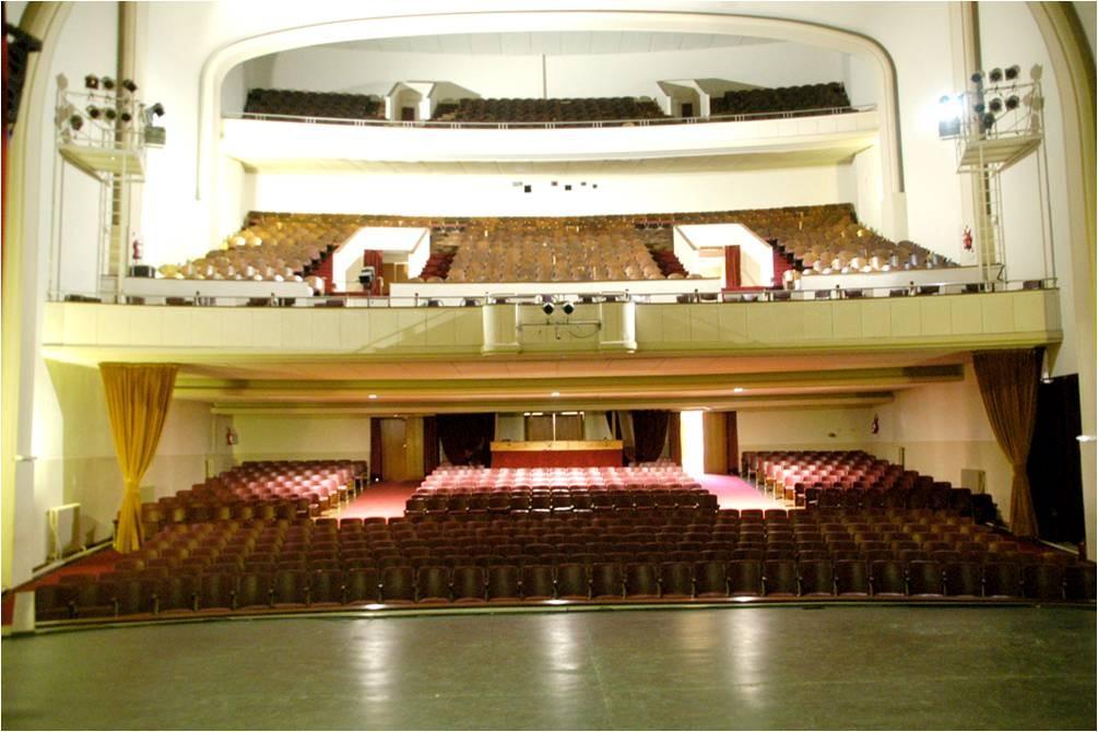 """ONIX presenta """"Energía en Movimiento"""" en el Teatro Municipal"""