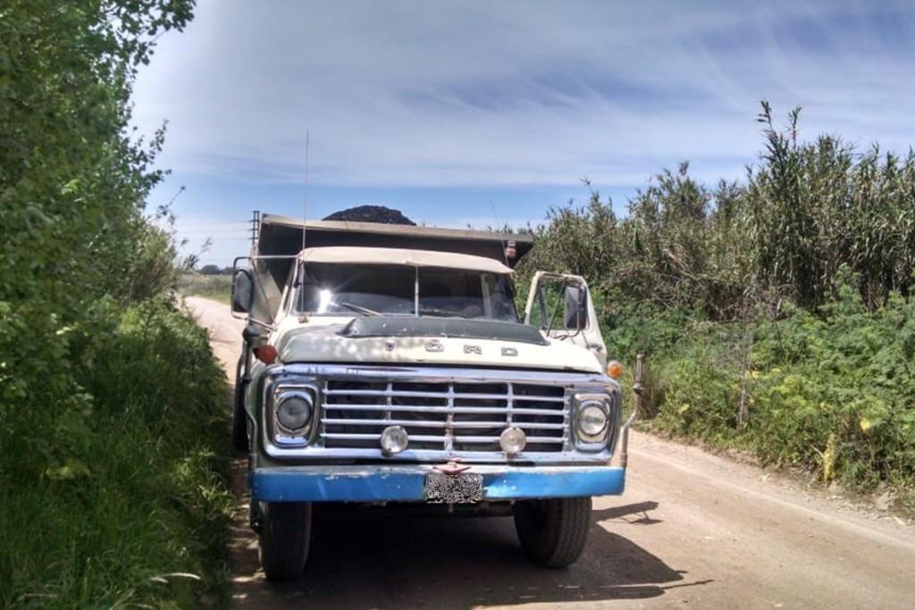 Controles de carga en Sierras Bayas