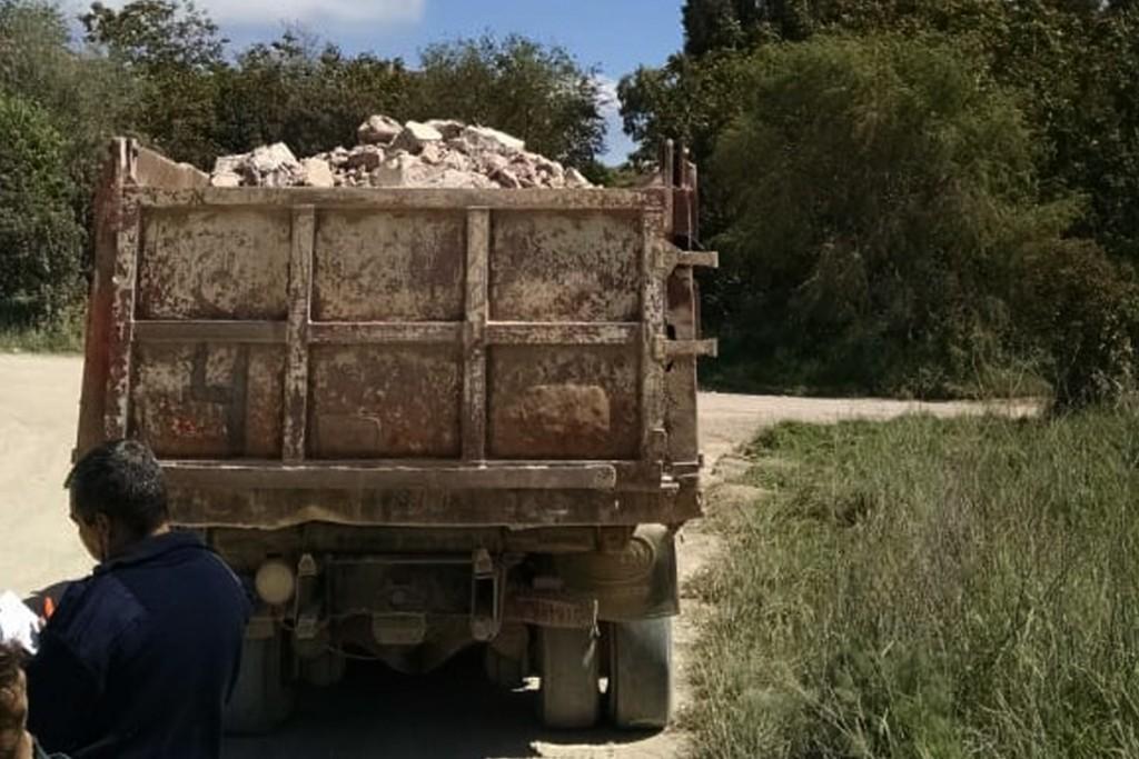 Controles viales de rutina: infracciones por carga destapada y falta de documentación