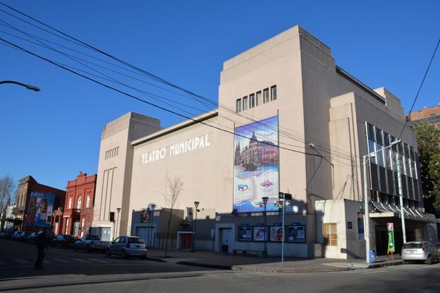 Variados espectáculos en el Teatro Municipal