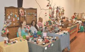 Se está preparando el Bazar de Navidad de Rotary