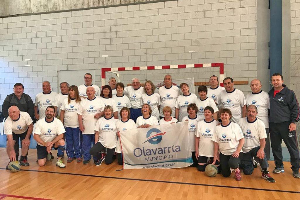 La preselección de NewCom entrenará en Olavarría