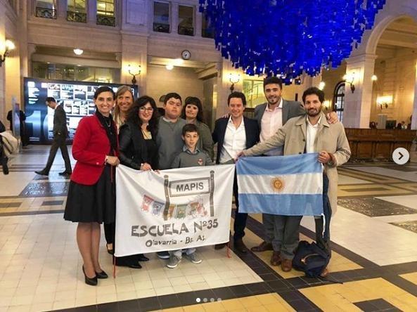 La Escuela de Mapis reconocida por la Campaña de Hidatidosis: ganó 1 millón de pesos