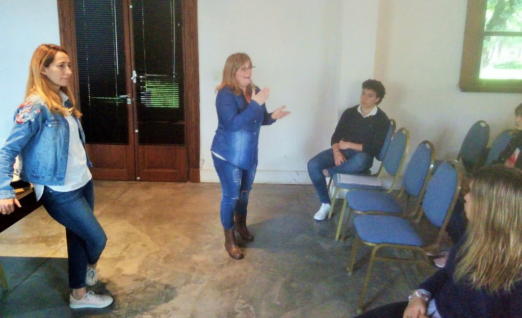 Concejo Estudiantil: concejales y alumnos se reunieron en el Centro Cultural San José