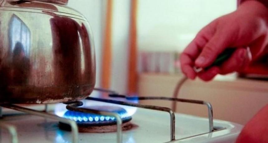 Gas: rige desde hoy suba promedio del 35% para hogares