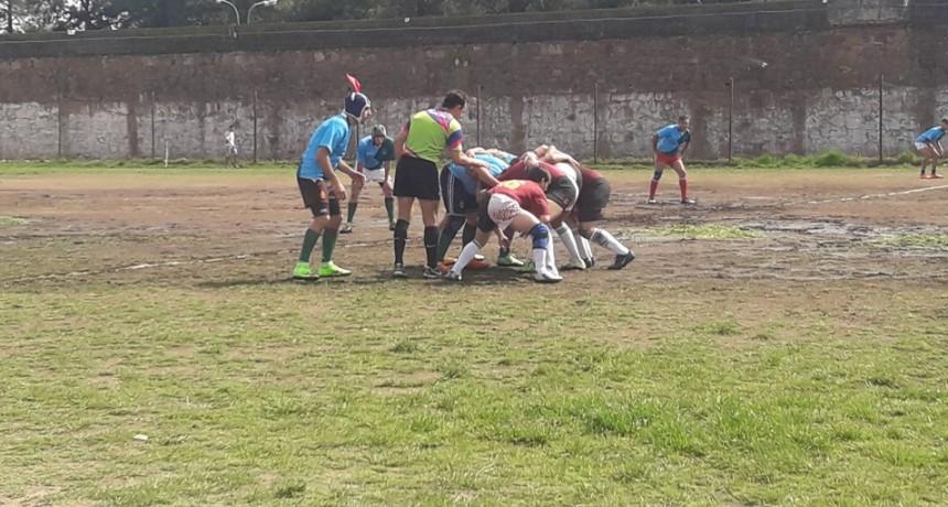 Torneo Intercarcelario de Rugby en Sierra Chica