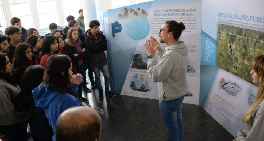 """Importante convocatoria en """"ADN: Olavarría, Raíces Mineras"""""""