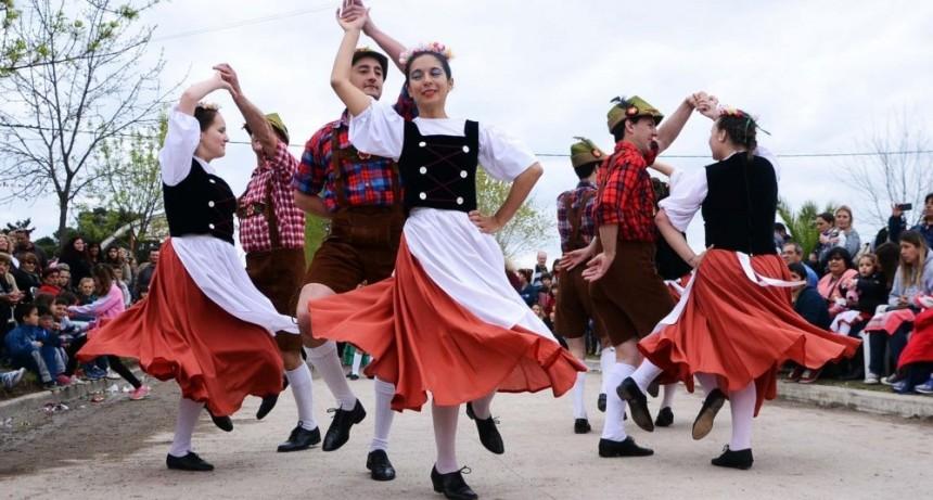 Comenzaron las celebraciones de la Kerb en Colonia San Miguel