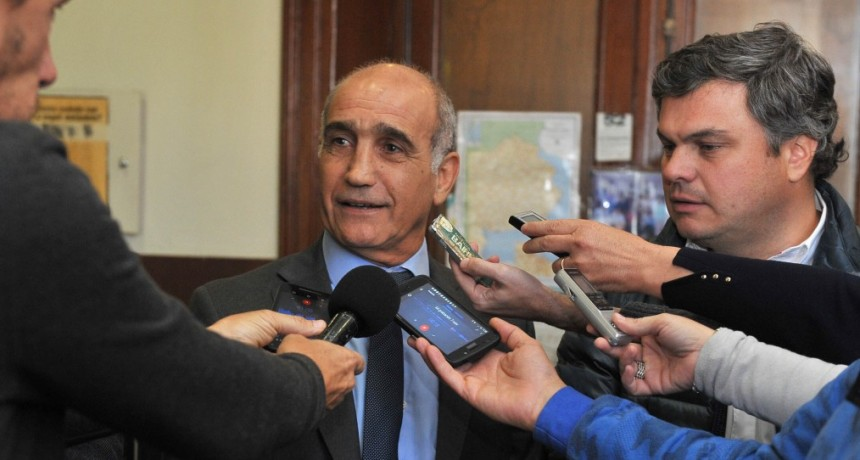 Vidal encabezó la reunión semanal de gabinete