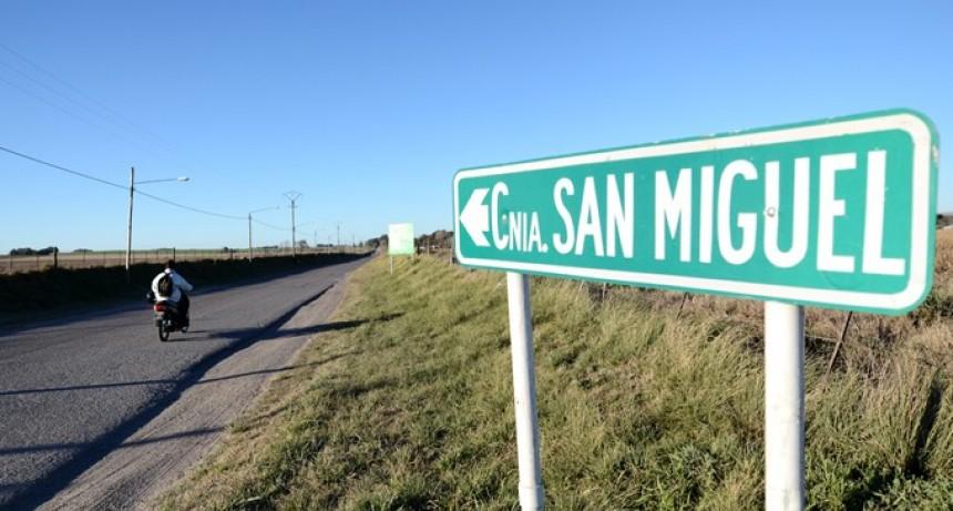 Aniversario de Colonia San Miguel