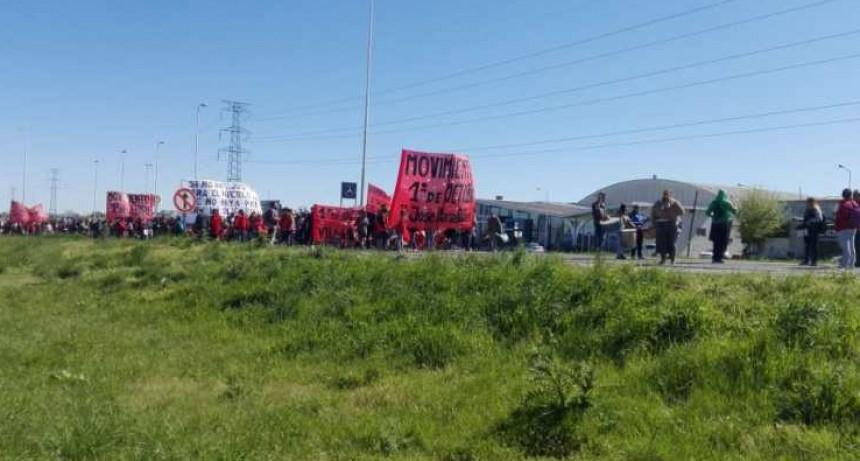 Tandil: El movimiento 1 de octubre se manifiesta sobre Ruta 226
