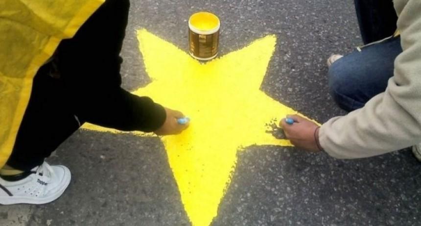 Este sábado pintan la estrella amarilla 143