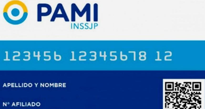PAMI: más de 13 mil credenciales  ya llegaron a Olavarría
