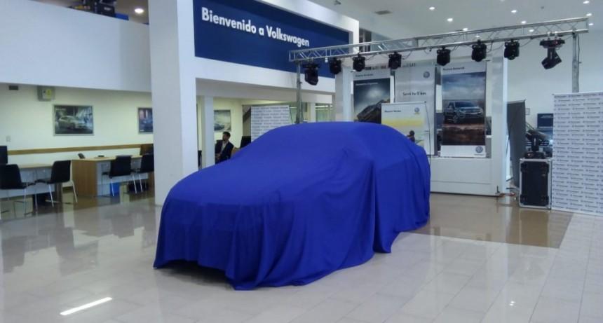 Se presentó el Nuevo Vento en el concesionario Hauswagen