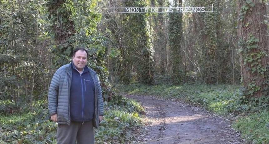 El Frente Renovador presentó una Ordenanza para declarar Reserva Forestal  al Monte de los Fresnos y al Cerro Luciano Fortabat