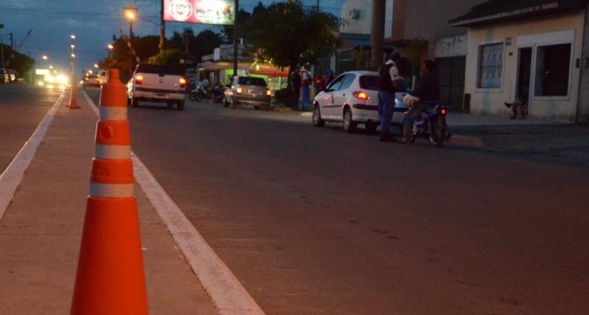 Controles de tránsito: 10 casos de alcoholemia positiva