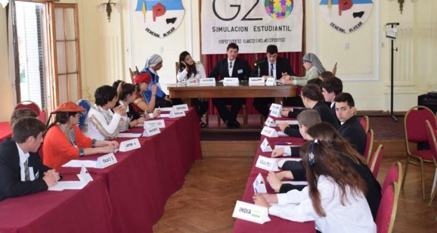 Se realizó la Pre Cumbre General Alvear del Proyecto G20