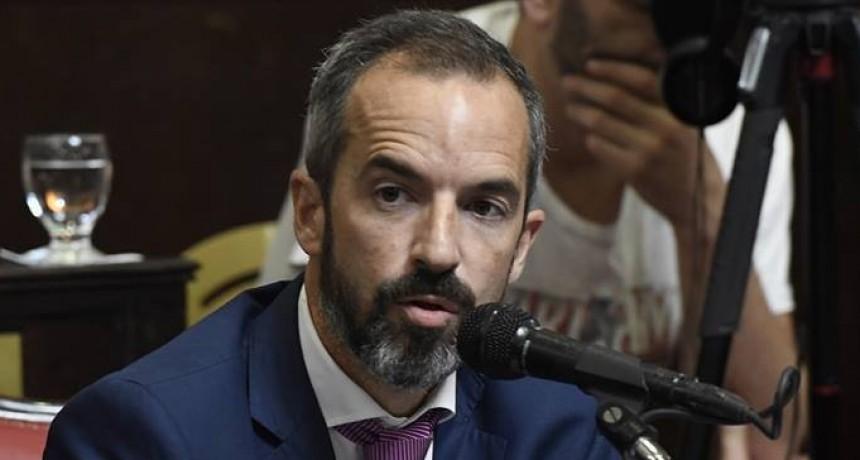 Aún no hay fecha para el Jury contra el suspendido defensor oficial Martín Marcelli