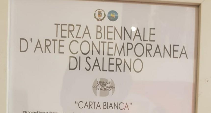 En la bienal de Italia los internos de Sierra Chica de la U38 y U2, participan con su arte