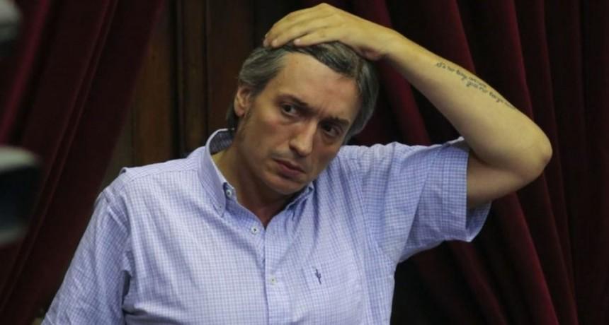 Cuadernos de las coimas: el juez Claudio Bonadio citó a indagatoria a Máximo Kirchner