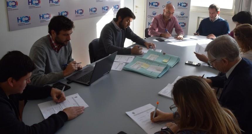 El Honorable Concejo Deliberante sesionará en Sierra Chica